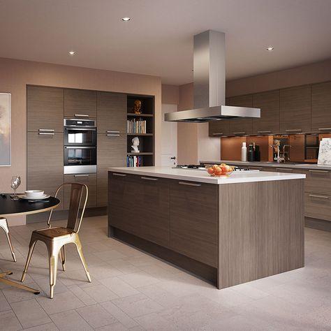 Planar Grey kitchen Pinterest Gray, Kitchen ranges and