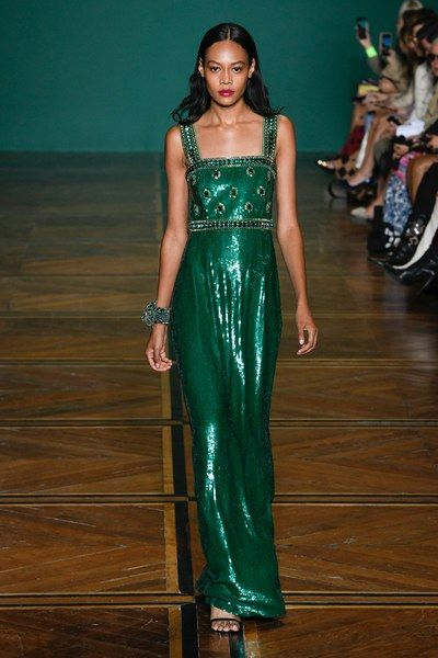 649eead284aa15c Andrew Gn Spring 2019 Ready-to-Wear Fashion Show in 2019 | Spring ...