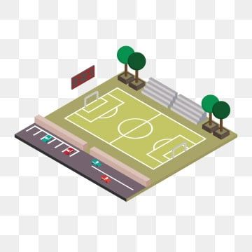 2 5d Football Football Football Field 2 5d Football Field Green Stadium Cartoon Cartoon Football Field Png And Vector With Transparent Background For Free Do ในป 2021 สนามฟ ตบอล ฟ ตบอล การ ต น