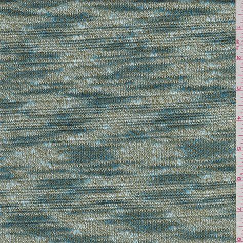 eaf5b760276 Smoke Black/Silver Metallic Jersey Knit | Sewing | Silver fabric, Black  silver, Fabric