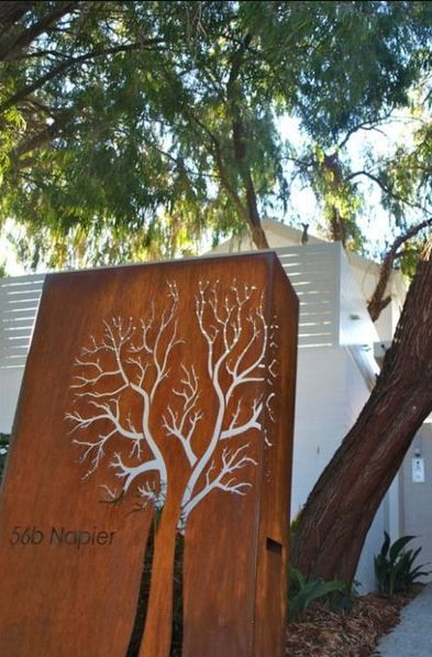 Weathering Steel Or Much Better Known As Corten Steel Is Steel