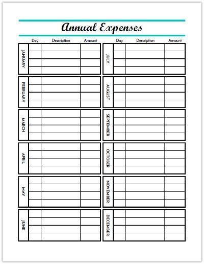 2019 Budget Binder 40 Budgeting Financial Printables Budget