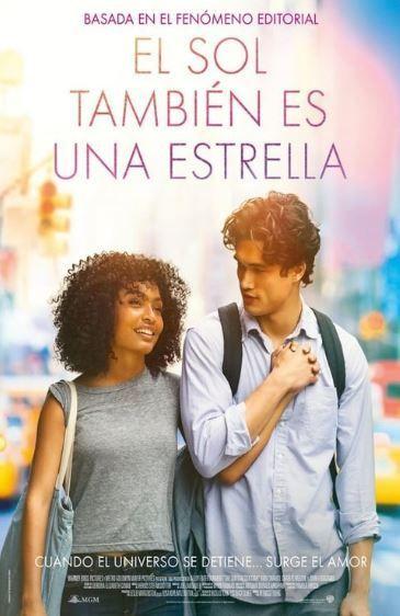 El Sol También Es Una Estrella Sinopsis Y Trailer Movie Guide Netflix Movies Good Movies To Watch