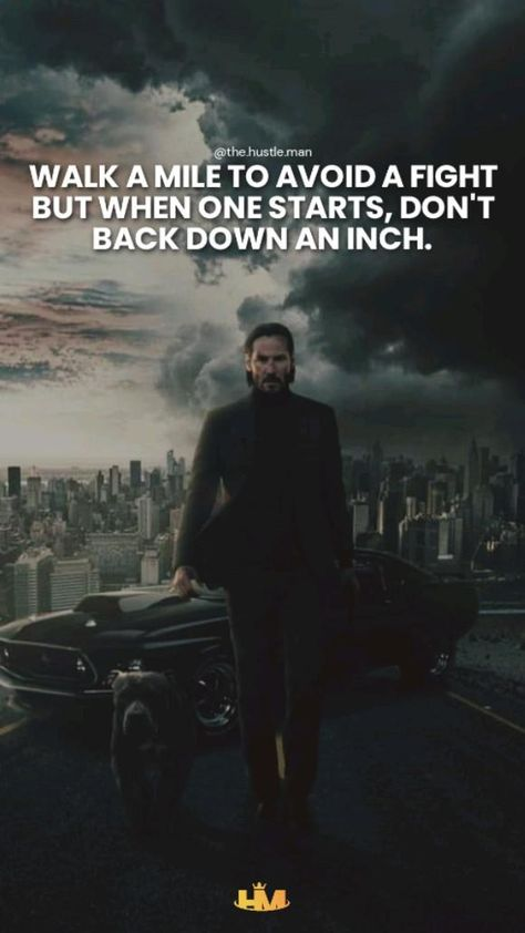 Motivational Quotes | John Wick | Keanu Reeves