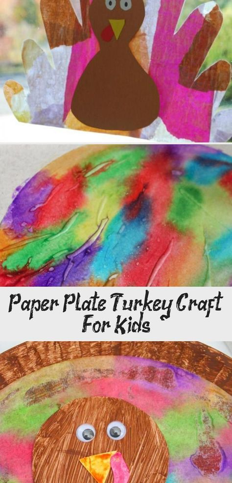 Paper Plate Turkey Craft For Kids #turkeyprojectsforkids I love this Paper Plate Turkey Craft for Kids! It is an easy and colorful art project that will get you in the Thanksgiving mood! #kidsactivities #Thanksgiving #thanksgivingcraft #turkeycraft #YarnArtForKids #CrayonArtForKids #AustralianArtForKids #ArtForKidsToDraw #ArtForKidsHub #turkeyprojectsforkids Paper Plate Turkey Craft For Kids #turkeyprojectsforkids I love this Paper Plate Turkey Craft for Kids! It is an easy and colorful art proj