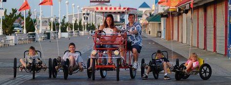 Ocean City Maryland Parks, Playgrounds & Recreation - Ocean City, Maryland