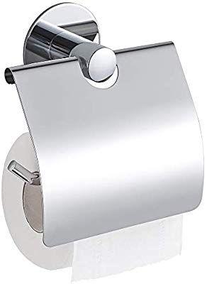 Hoomtaook Toilet Paper Holder Stainless Steel Tissue Paper Roll Holder Wall Mount No Dama Toilet Paper Holder Toilet Paper Holder Wall Mount Toilet Roll Holder