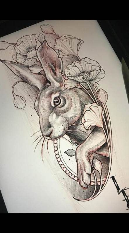 62 Ideas Flowers Drawing Tattoo Sketches Inspiration Animal Tattoos Tattoo Sketches Sketch Inspiration