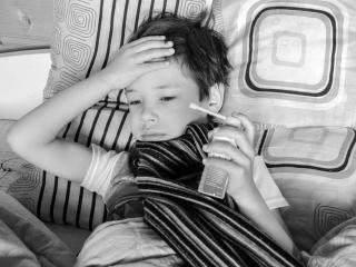 Jak Na Chripku Rady Kids Feelings Feeling Under The Weather Drug Discovery