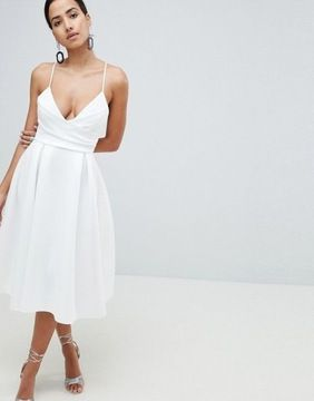 Suknie Wieczorowe Strona 12 Moda Damska Na Allegro Pl Prom Midi Dress Maxi Dress Prom Midi Length Formal Dresses
