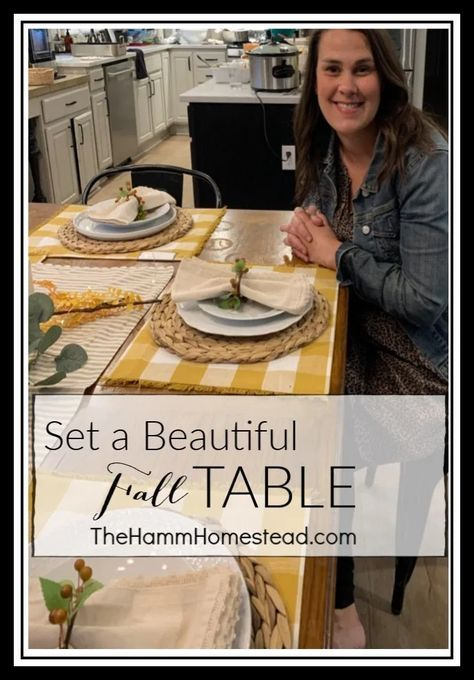 Lots of fun ideas for your fall table. Whether you are hosting Thanksgiving or a harvest party, a beautiful fall table should be part of your decorating plan. #fall #thanksgiving #tabledecorations #givethanks #pumpkindecoration #HomeDecorItems  #HomeDecorAdvice  #HomeDecorBlack