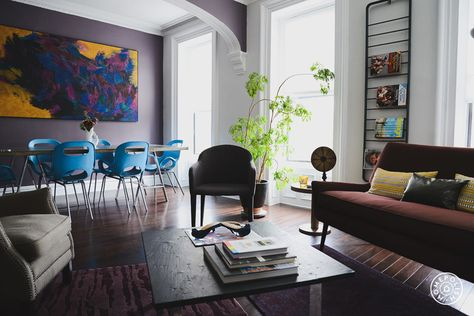 Classic Goes Eclectic by Homepolish Brooklyn https://www.homepolish.com/mag/classic-goes-eclectic