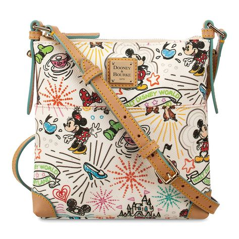 Disney Sketch Crossbody Bag by Dooney & Bourke | Dooney