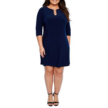 Women\'s Plus Size Dresses   Trendy Fall Fashion   JCPenney ...
