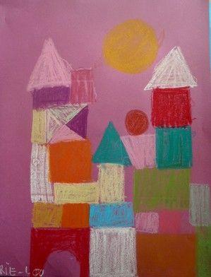 à la manière de Paul Klee