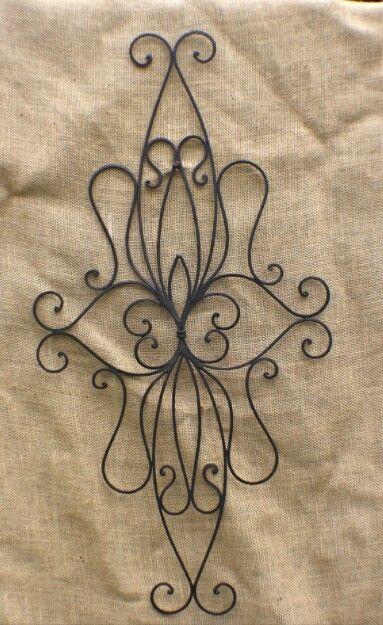 Pin By Carla Belk On Fleur De Lis Wrought Iron Wall Decor Iron Wall Decor Wrought Iron Wall Art