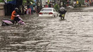 Two Months Later Again Heavy Rain In Kerala And South India