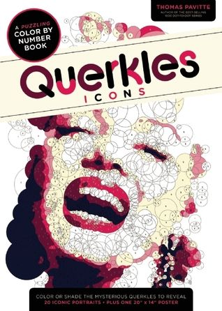 Download Pdf Querkles Icons By Thomas Pavitte Free Epub Mobi Ebooks Color By Numbers Coloring Books Icon