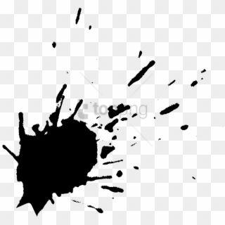 Find Hd Splash Clipart Paint Splatter Color Splash Png Black Transparent Png To Search And Black Background Painting Paint Splash Background Splash Images