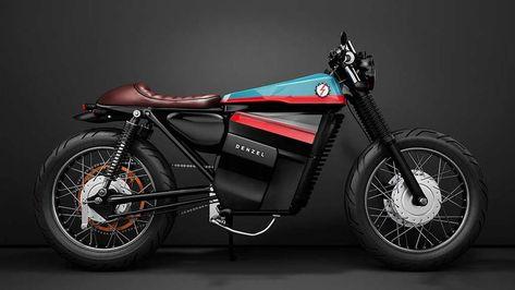 Dear Santa, Please Bring Me This Electric Café Racer