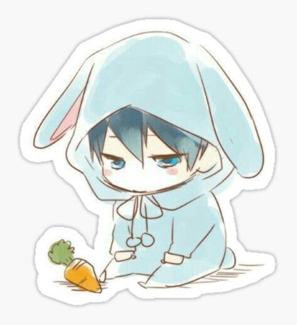 Anime Boy Stickers Cute Anime Chibi Anime Baby Anime Child
