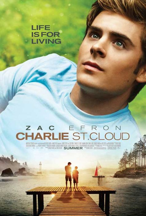 Charlie St. Cloud 27x40 Movie Poster (2010)