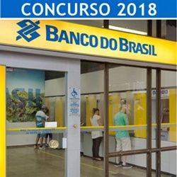 Concurso Banco Do Brasil 2018 Edital Com 30 Vagas Para
