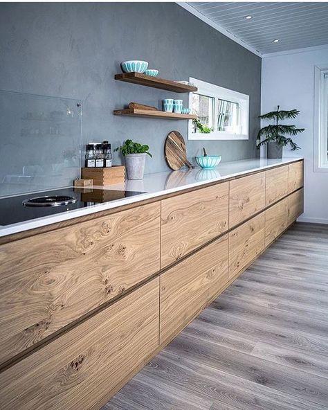 Küche Wenn Landhausstil auf Moderne trifft - Küchenhaus Thiemann - korbauszüge für küchenschränke