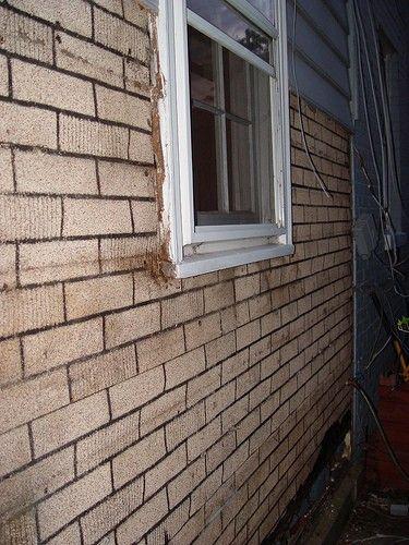 Asphalt Siding Tar Paper Siding Rolled Siding Insulbrick Siding Vintage Siding Roofing Roof Maintenance Roof Repair