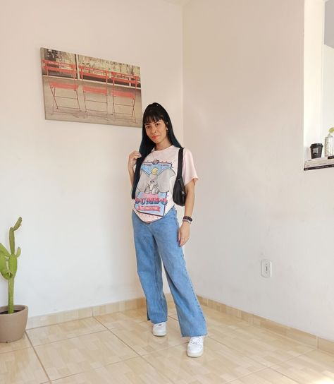 #looks #outfits #ootd #wideleg #lookdodia #calçawideleg #youtube #dicasdelooks #trend #dicasdemoda #tendencia #trendy #fashion