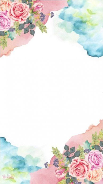 Best Wall Paper Floral Wallpapers Pastel 39 Ideas Flower Background Wallpaper Floral Wallpaper Flowery Wallpaper Coolest pink flower wallpaper