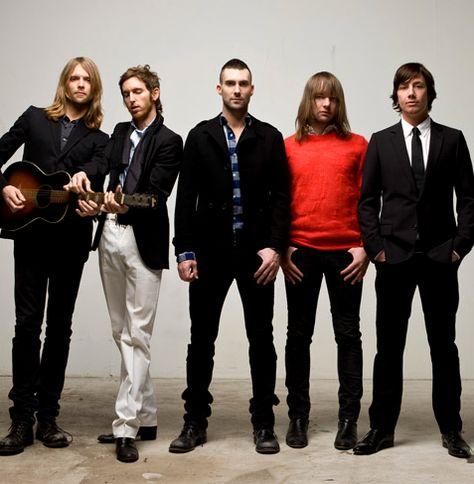 Maroon 5 Maroon 5 Maroon 5 Lyrics Maroon