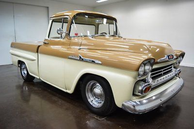 1958 Chevy Apache For Sale >> 1958 Chevrolet Pickup Truck Old Trucks For Sale Vintage