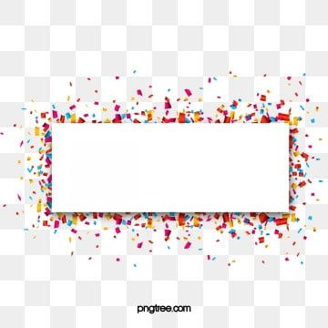 Gold Red Blue Ribbon Confetti Background Xmas Green Festive Png And Vector With Transparent Background For Free Download Confetti Background Red And Blue Blue Ribbon