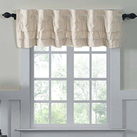 Best Farmhouse Valances Discover The Best Farm Home Style Valances And Rustic Wi Farmhouse Valances Modern Farmhouse Style Bedroom Farmhouse Window Treatments