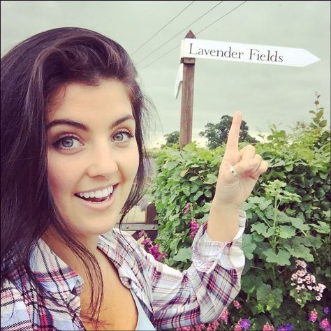 "Storm Huntley on Instagram: ""‪You'll never guess where we went #DownontheFarm today!? 🤔‬"""