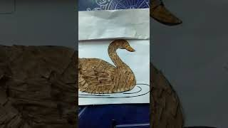 610 Newest Dried Leaves Duck Collage Picture Collage Leaf Picture