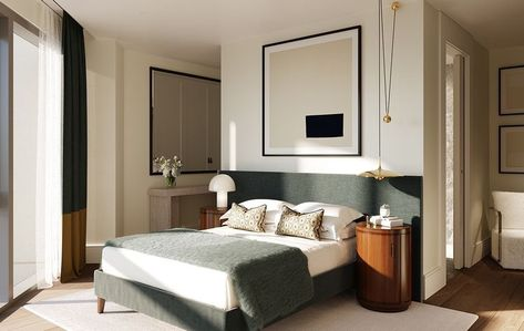 4 Principles for Creating the Perfect Bedroom - Jessica Elizabeth