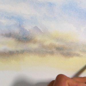 Apprendre L Aquarelle Technique Et Cours De Peinture Par Dessin
