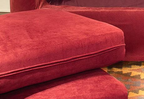 Zippered Sofa Cushion Covers Stretch