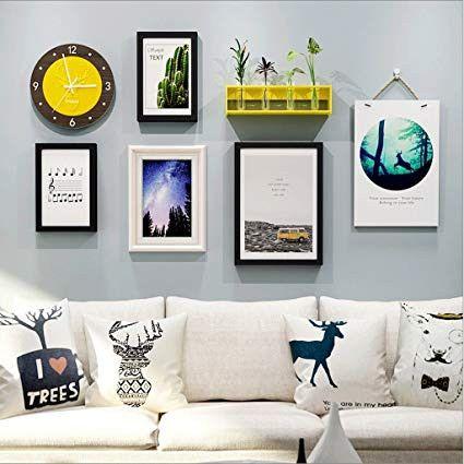 Living Room Bedroom Combo Elegant Amazon Clock Watch Wall Living Room Restaurant Ruang Keluarga Mewah Warna Ruang Tamu Dekor Kamar Tidur Pictures for living room amazon