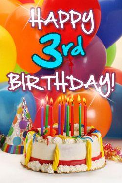 Happy 3rd Birthday My Darling Mkwe Baby Connor Jestina George Happy Birthday Boy Birthday Gifts For Kids Birthday