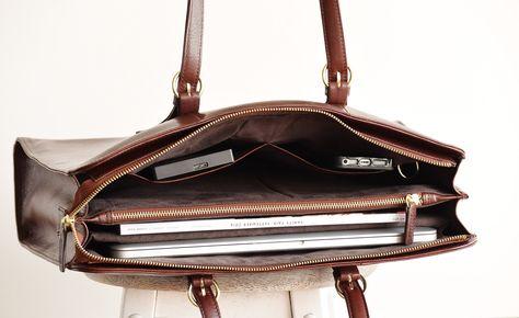 Laptop Bag 2.1 Coffee