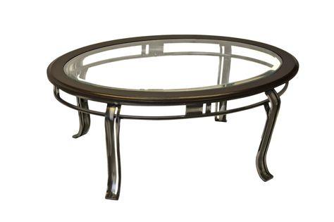 Table De Centre Table Living Room Acier Steel Meuble