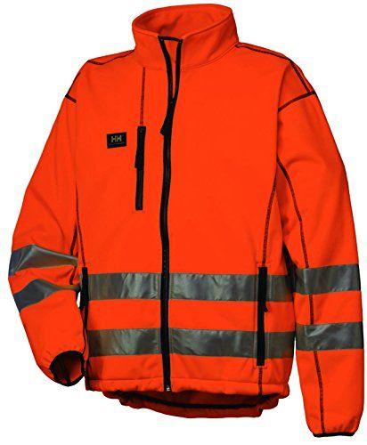 the best attitude 62108 20438 Helly Hansen Warnschutz Softshell Jacke Vitoria Jacket 74005 ...