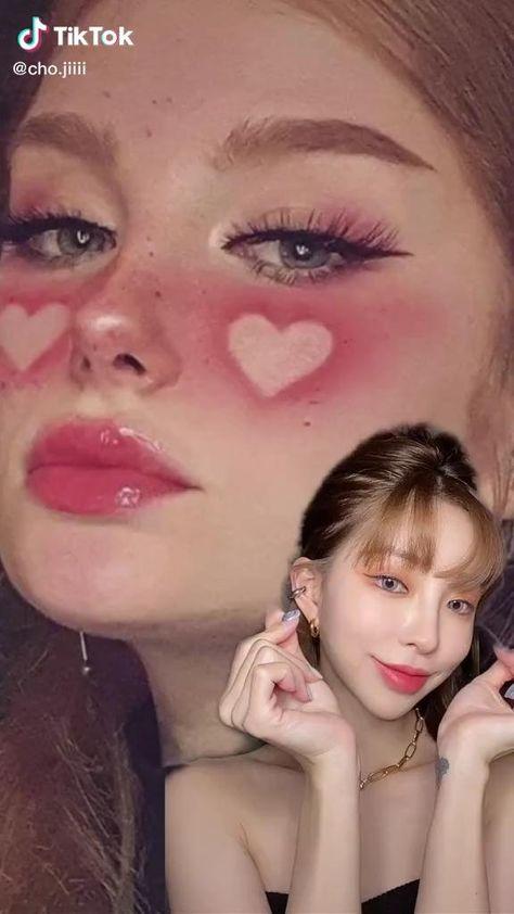 Korean Makeup Tutorials #kbeauty #koreanmakeup
