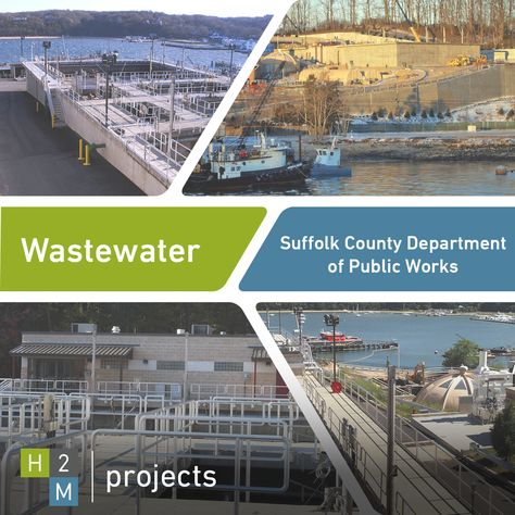 Project Spotlight H2m Provided The Engineering Report Survey Design Construction Administration Wastewater Treatment Plant Wastewater Wastewater Treatment