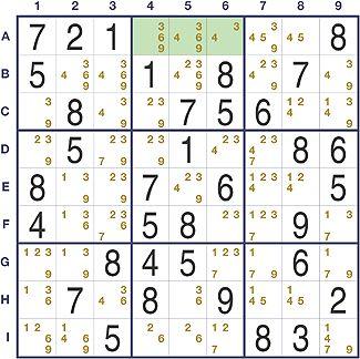 PennyDell SudokuSolver | Help | Solving Tips in 2020 | Sudoku, Solving,  Puzzle game