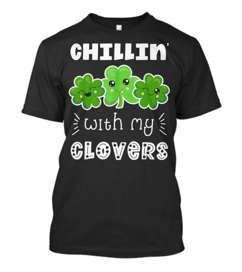 Shop Chillin' With My Clovers St Patricks Day chillin' with my clovers st patric... -  Shop Chillin' With My Clovers St Patricks Day chillin' with my clovers st patric…, #Chillin # - #chillin #clovers #Day #patric #patricks #Shop #stpatrickday #stpatrickdayart #stpatrickdaybreakfast #stpatrickdaycraftsforkids #stpatrickdaycraftsforkidspreschool #stpatrickdaydecorations #stpatrickdayfood #stpatrickdayfunny #stpatrickdayoutfit #stpatrickdayparty #stpatrickdayposter #stpatrickdayquotes #stpatrickd