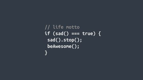 Image Javascript Inspiration Computer Quote Life Motto Computer Science Quotes